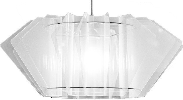 Lampa Ordinary transparentna