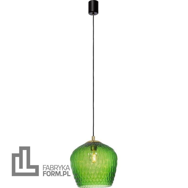 Lampa wisząca Venus zielona
