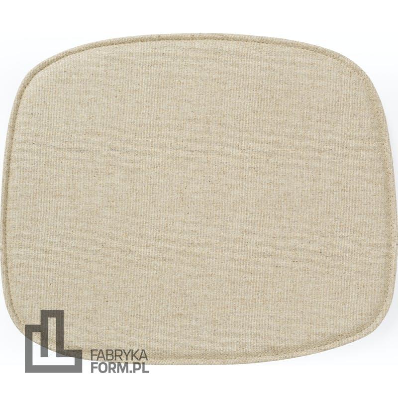 Poduszka na krzesło Form MLF biała