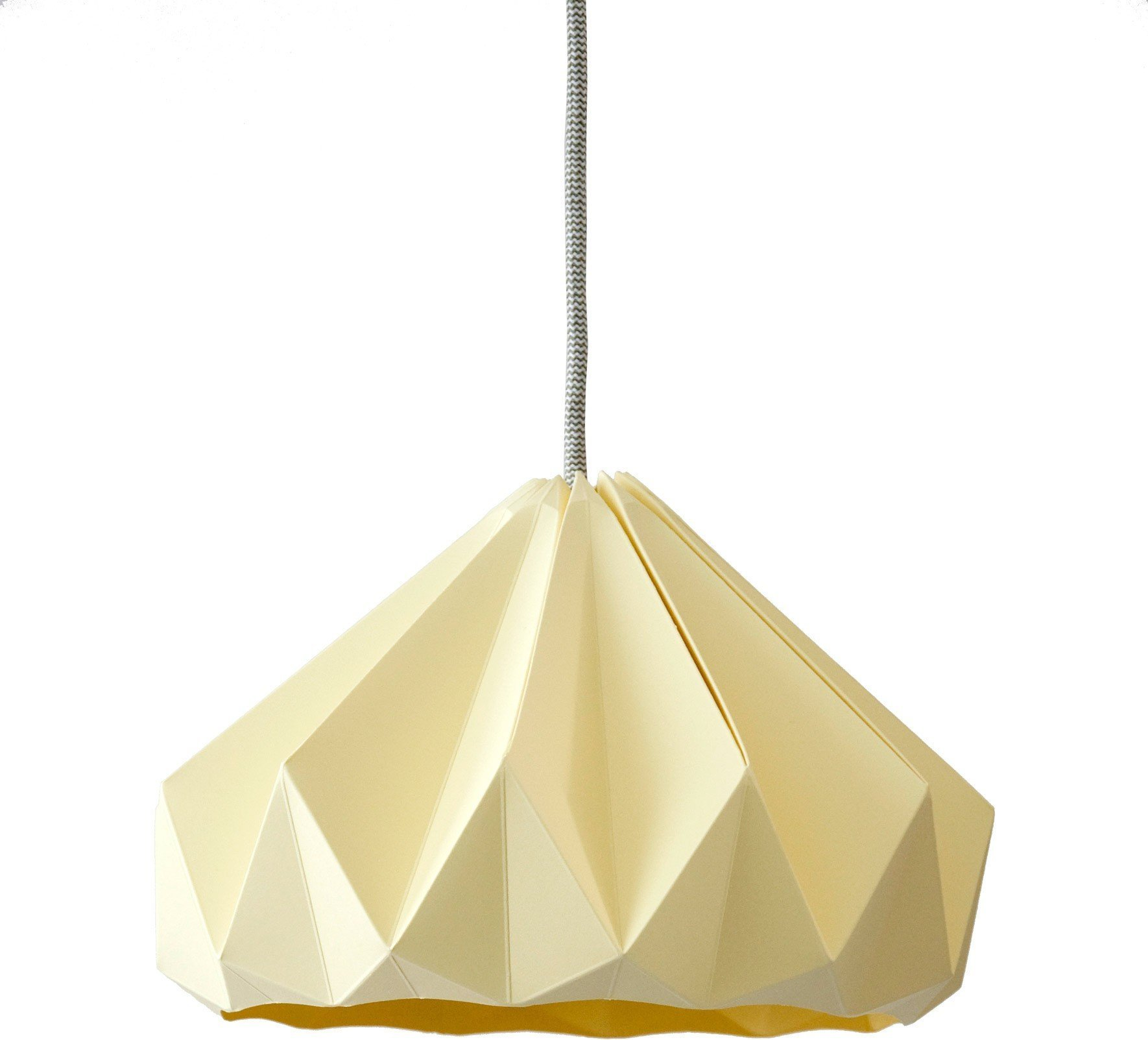 Lampa Chestnut canary yellow