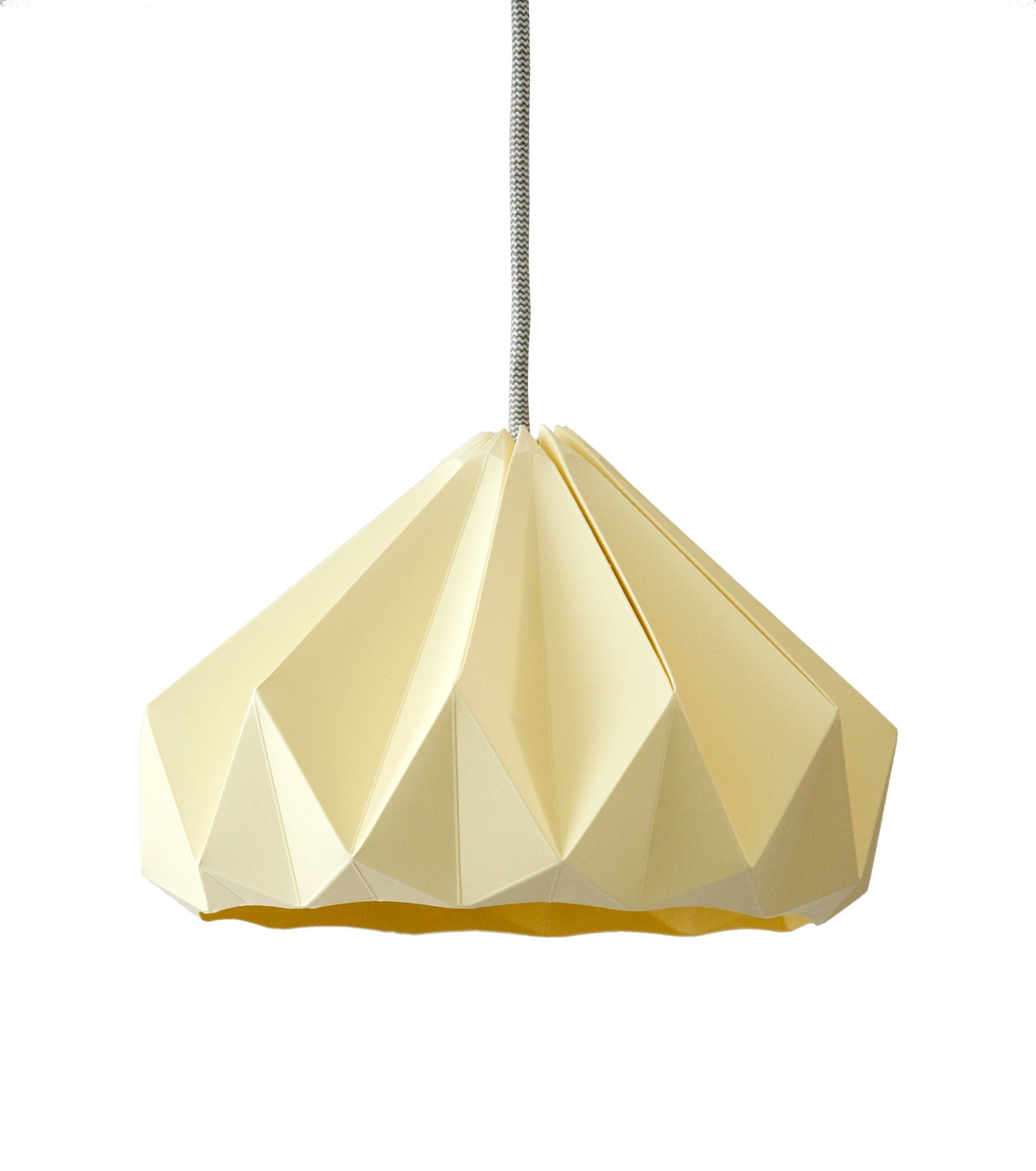 Lampa Chestnut canary yellow - 39237