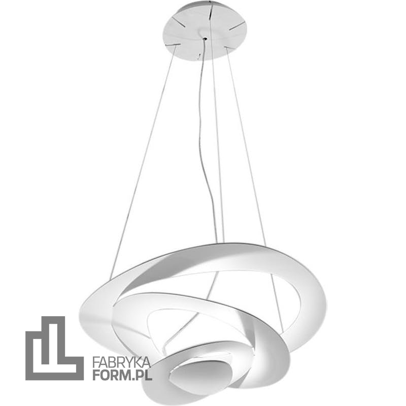 Lampa wisząca Pirce Mini LED 2700 K biała