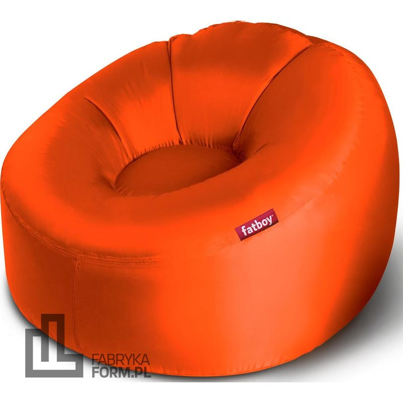 Fotel nadmuchiwany Lamzac O 3.0 pomarańczowy