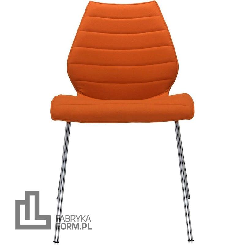 Krzesło Maui Soft pomarańczowe