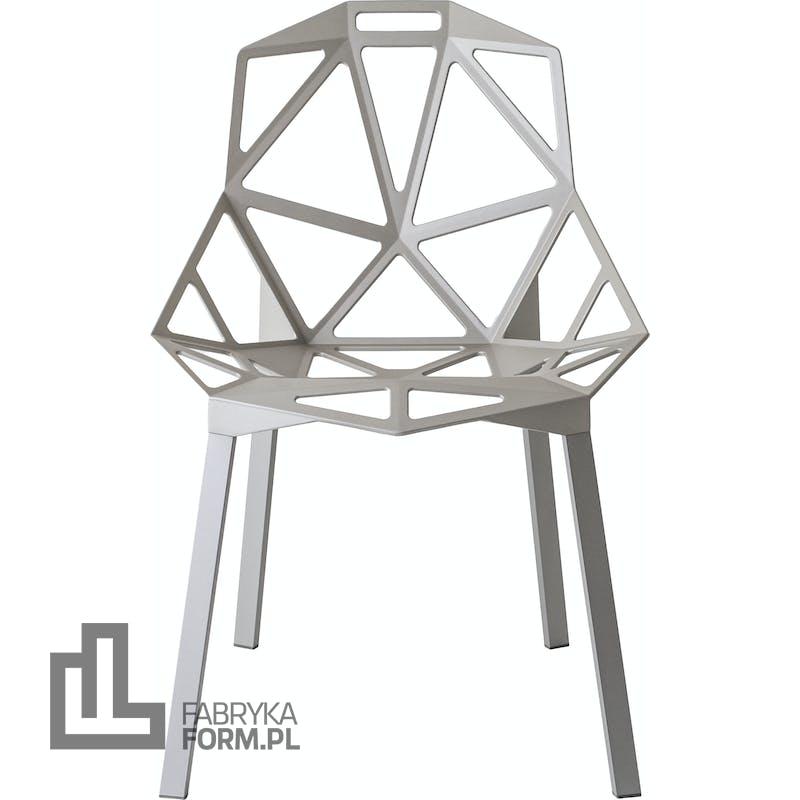 Krzesło Chair_One szare