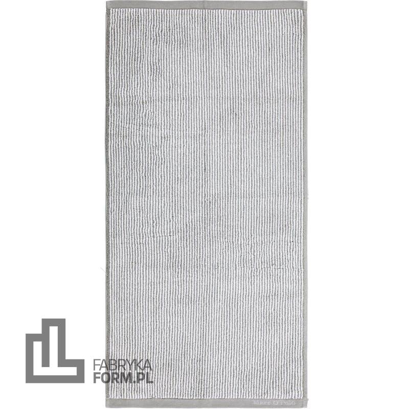 Ręcznik Timeless Tone Stripe 70 x 140 cm szaro-biały