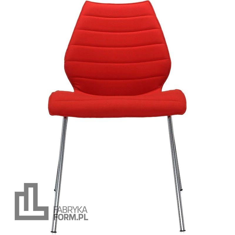 Krzesło Maui Soft czerwone