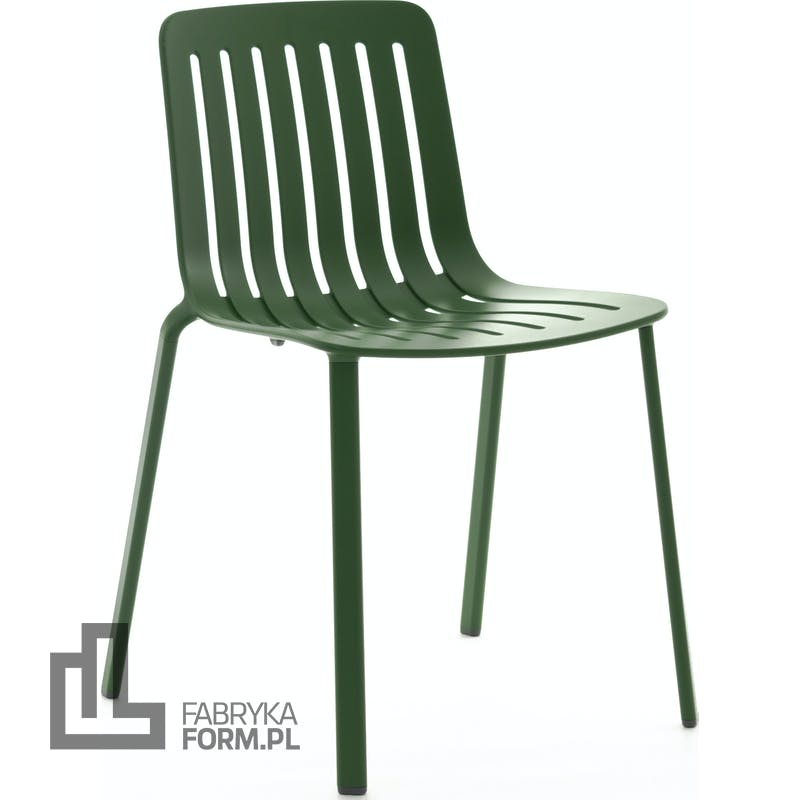 Krzesło Plato zielone