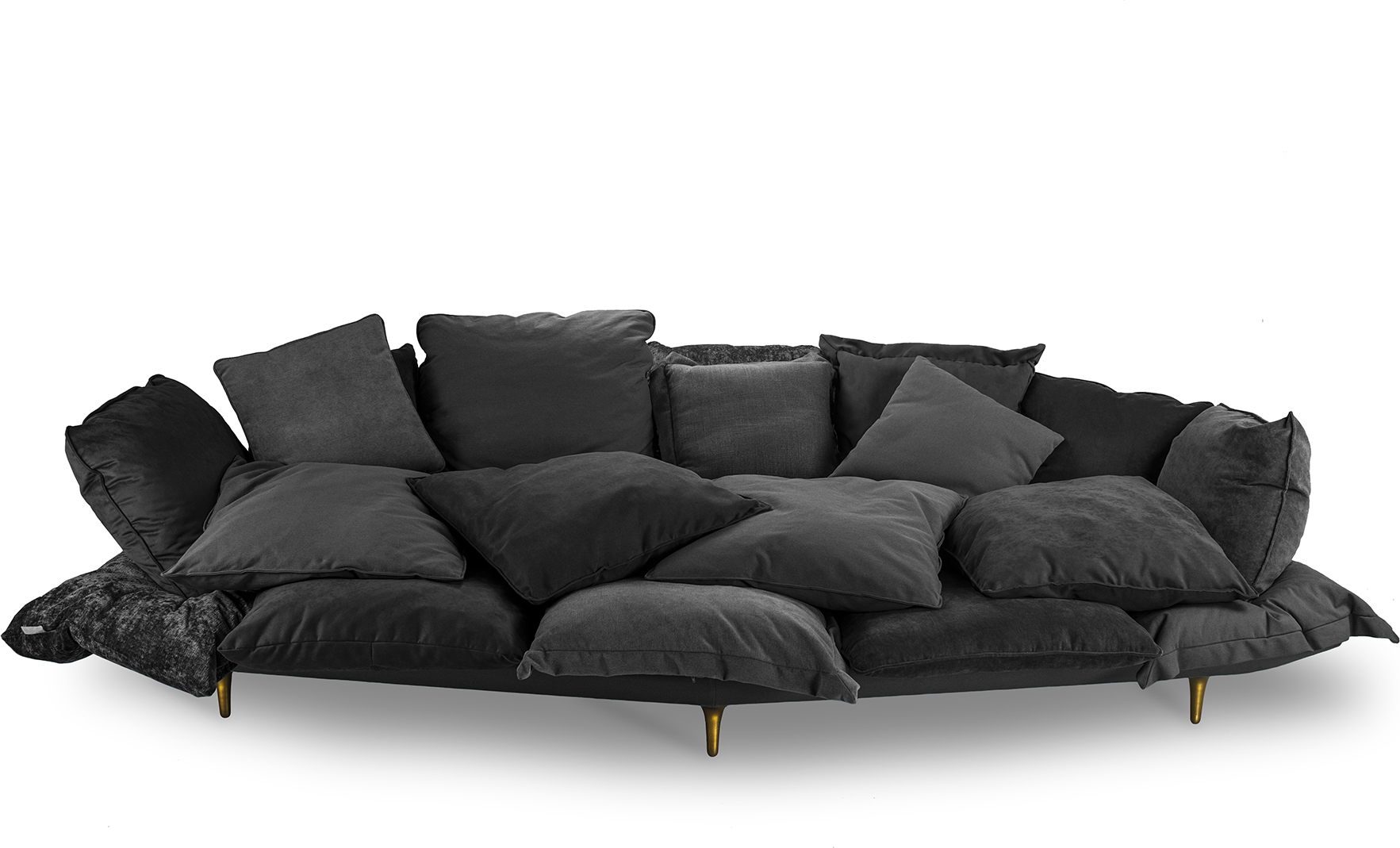 Sofa Comfy antracytowa