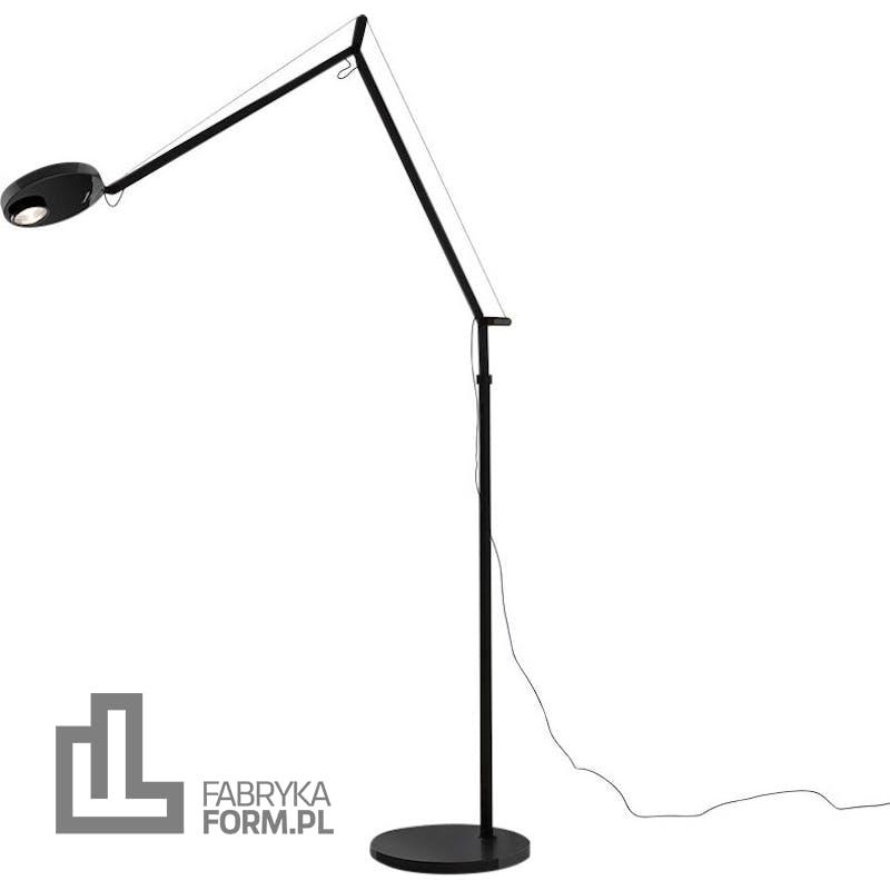 Lampa stojąca Demetra Professional LED 3000 K czarna