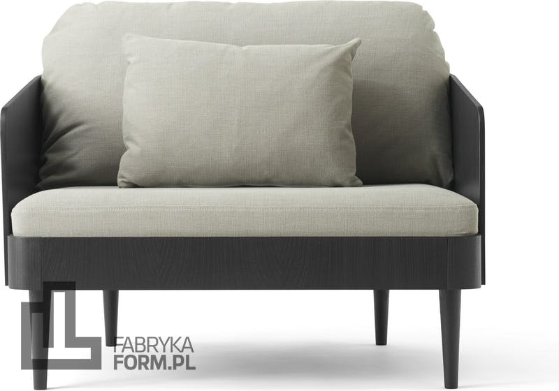 Sofa dwuosobowa Septembre Light Grey Nevotex Milly