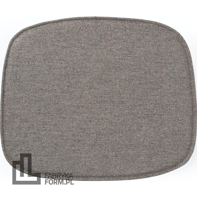 Poduszka na krzesło Form MLF szara