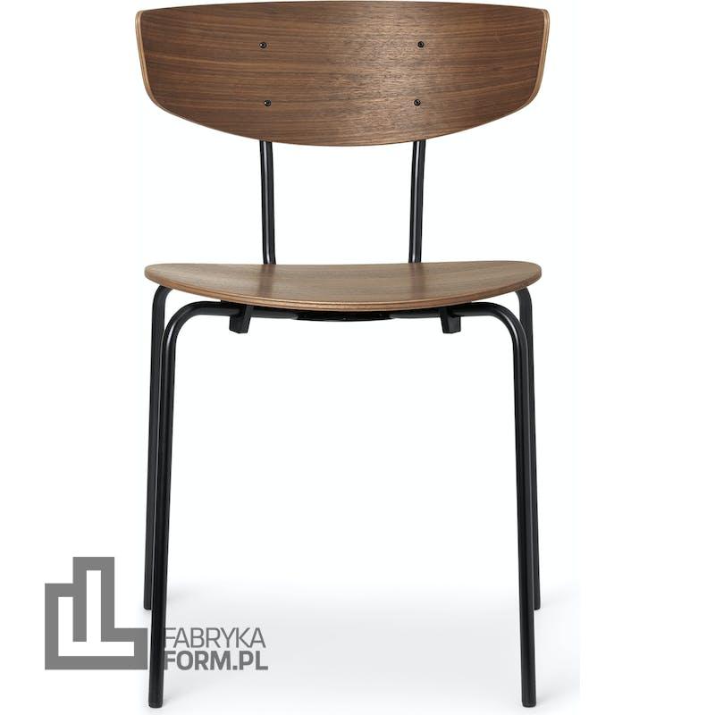 Krzesło Herman orzech