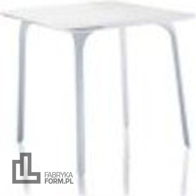 Stół First kwadratowy biały