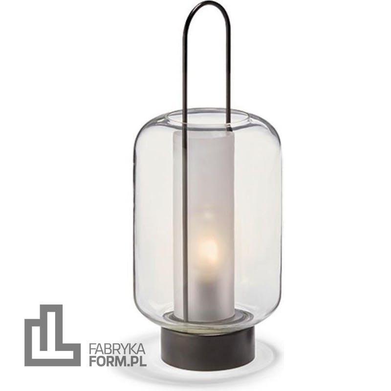 Latarnia Lucia wąska 38 cm LED