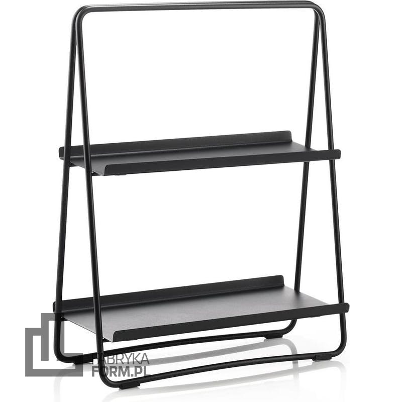 Regał A-Table mały czarny
