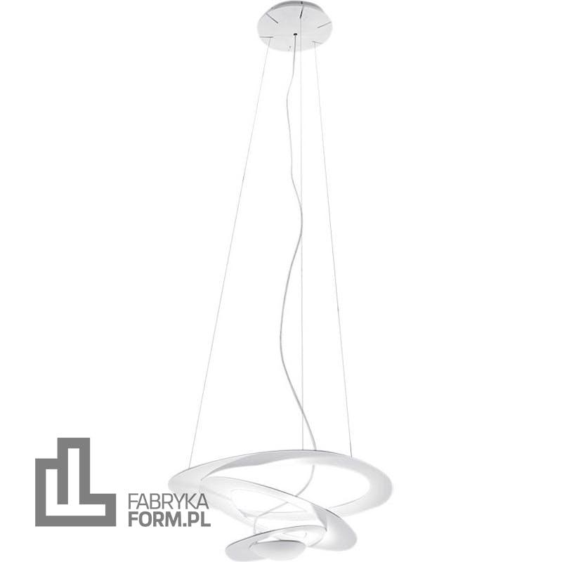 Lampa wisząca Pirce Micro LED 3000 K biała