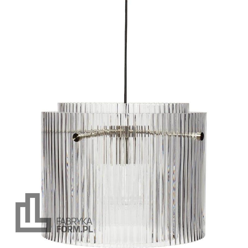 Lampa wisząca Hübsch 41 cm szklana