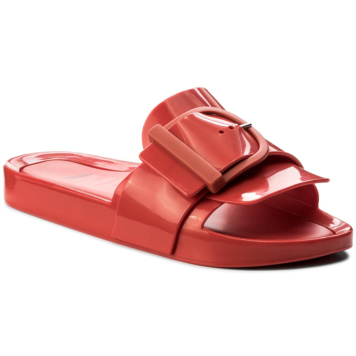 Klapki MELISSA - Beach Slide IV Ad 32286 Red 01371