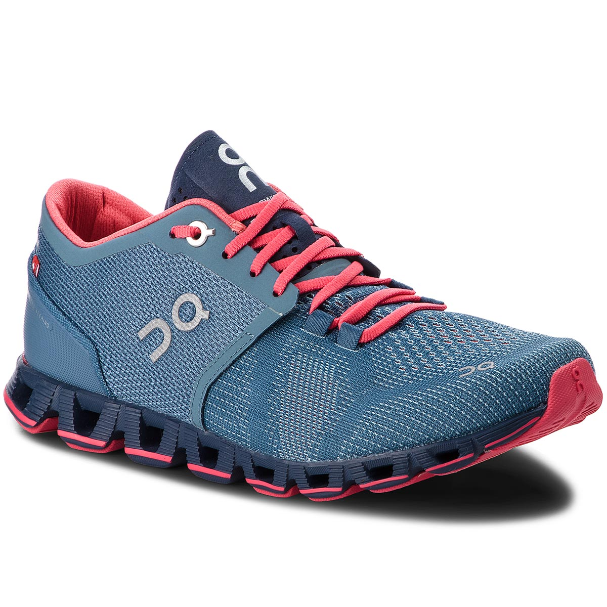 Buty ON - Cloud X 00020 Lake/Coral