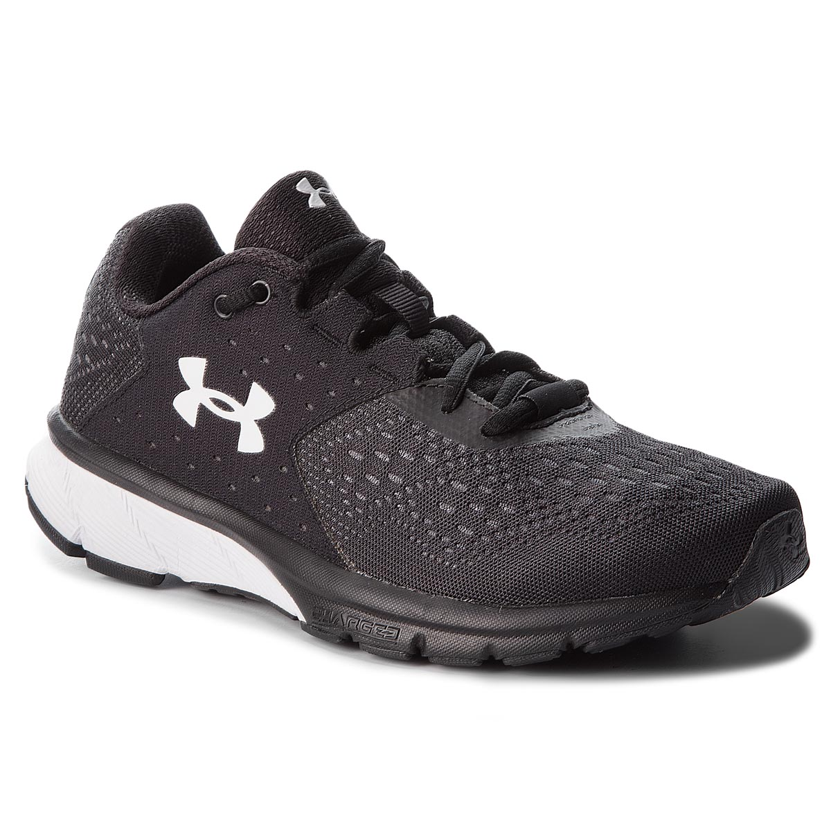 Buty UNDER ARMOUR - Ua W Charged Rebel 1298670-001 Blk/Rhg/Wht