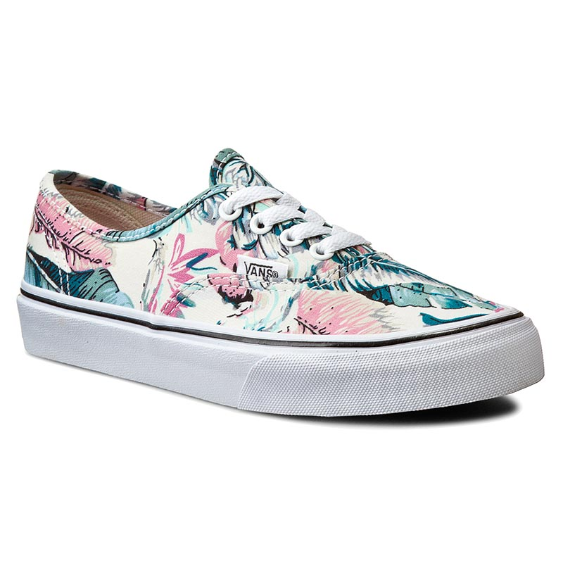 Tenisówki VANS - Authentic VN0003Y7IKP (Tropical) Multi/True Wht