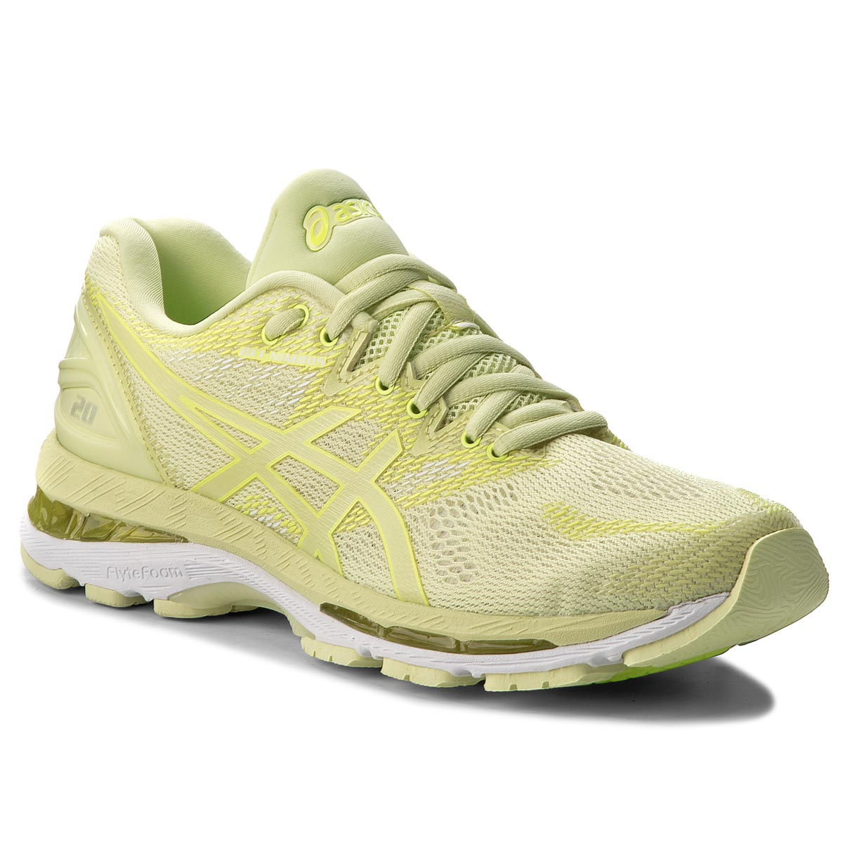 Buty ASICS - Gel-Nimbus 20 T850N Limelight/Limelight/Safety Yellow 8585