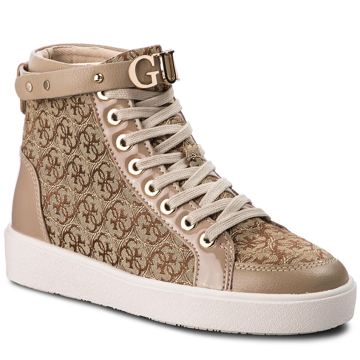Sneakersy GUESS - FLGRC3 FAL12  BEIBR