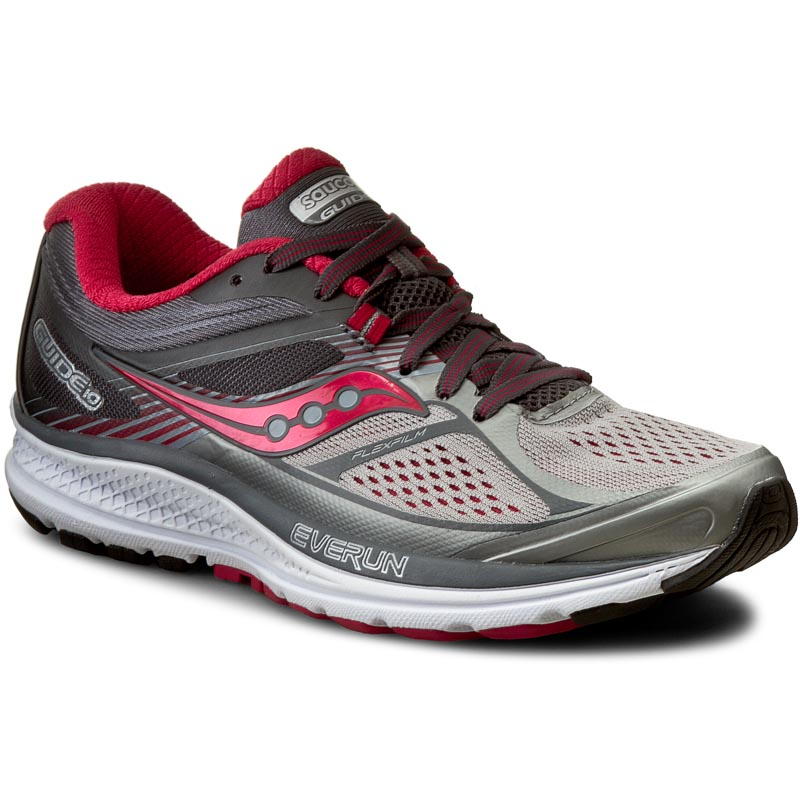 Buty SAUCONY - Guide 10 S10350-2 Sil/Ber