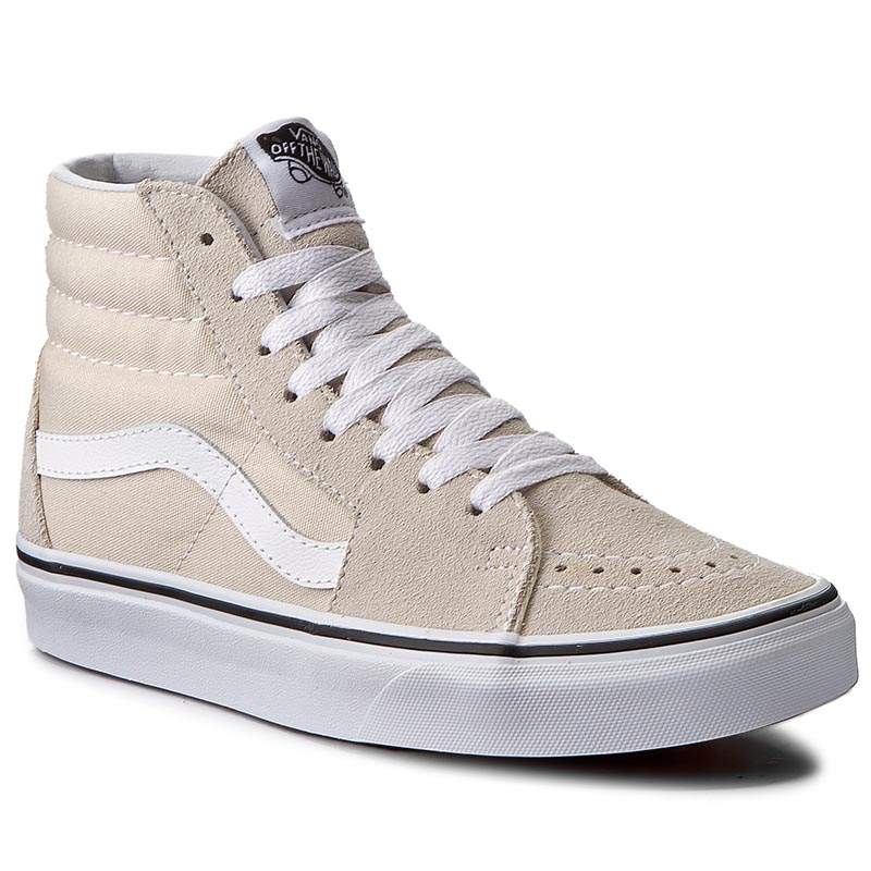 Sneakersy VANS - Sk8-Hi VN0A38GEOUE Birch/True White
