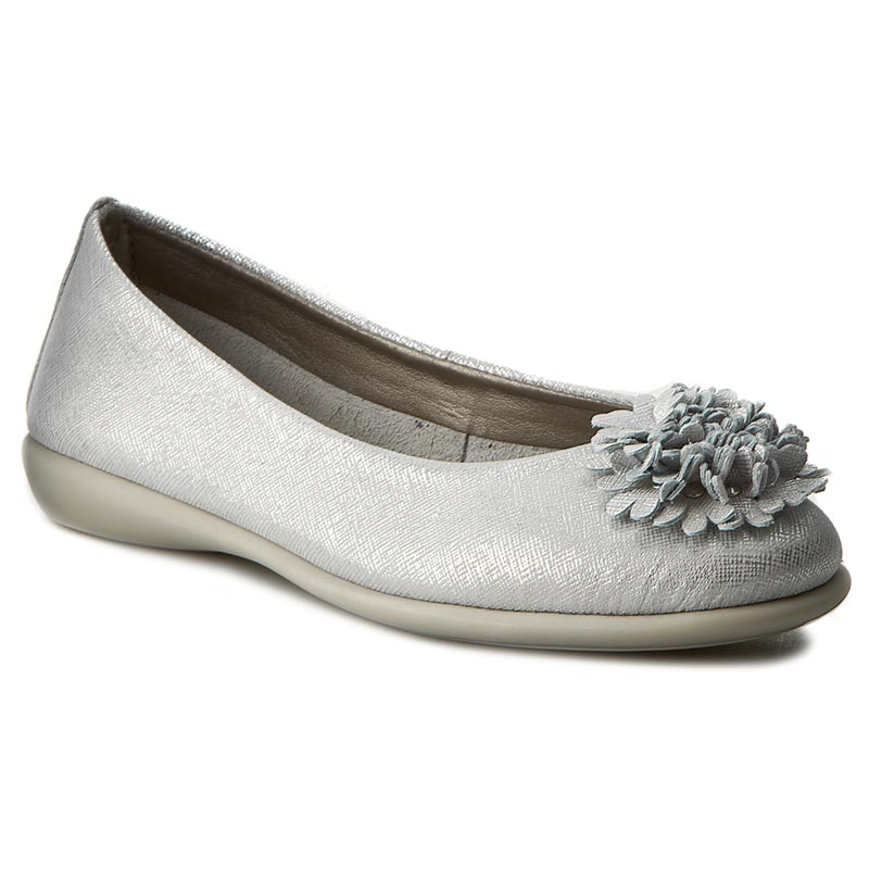 Baleriny THE FLEXX - Mrs Flower B226/17 Silver