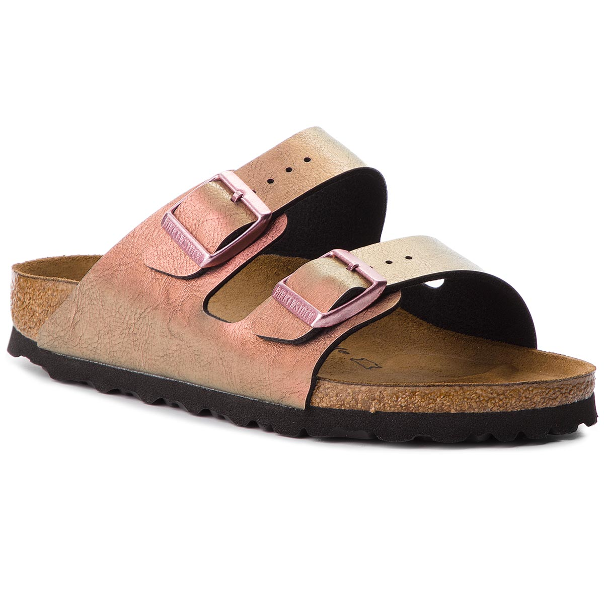 Klapki BIRKENSTOCK - Arizona Bs 1012397 Graceful Gemm Red