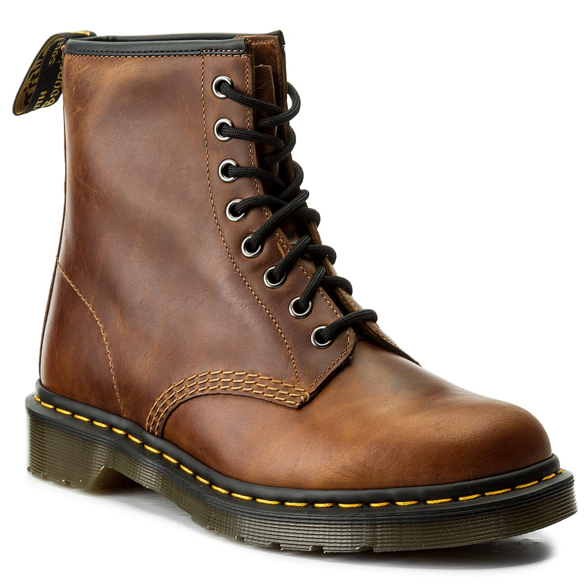 Glany DR. MARTENS - 1460 22828243 Butterscotch