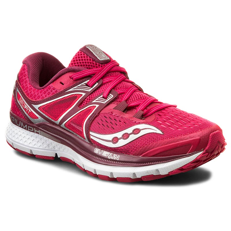 Buty SAUCONY - Triumph Iso 3 S10346-2 Pkn/Ber/Sil