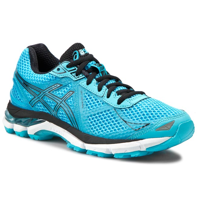Buty ASICS - Gt-2000 3 Lite-Show T550Q Turquoise/Turquoise/Black 4040