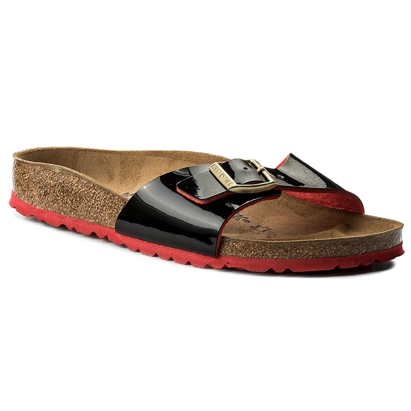 Klapki BIRKENSTOCK - Madrid Bs 1007973 Two Tone Black