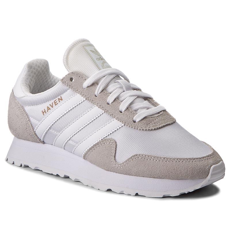 Buty adidas - Haven BY9718 Ftwwht/Ftwwht/Vinwht