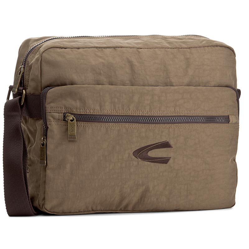 Torba na laptopa CAMEL ACTIVE - B00-611-25 Zielony