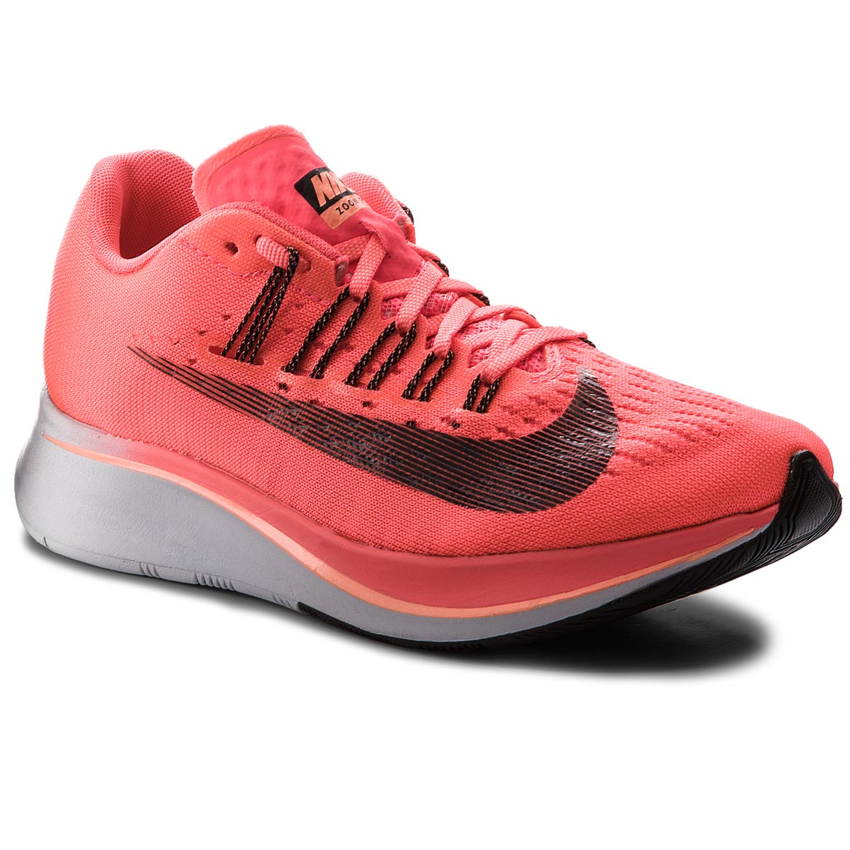 Buty NIKE - Zoom Fly 897821 600 Hot Punch/Black/Crimson Pulse