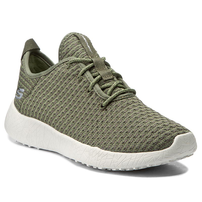 Sneakersy SKECHERS - City Scene 12789/OLV Olive