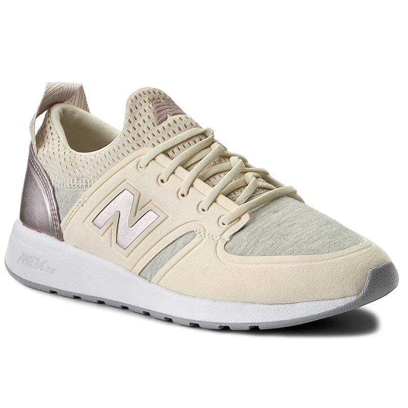 Sneakersy NEW BALANCE - WRL420SD  Beżowy