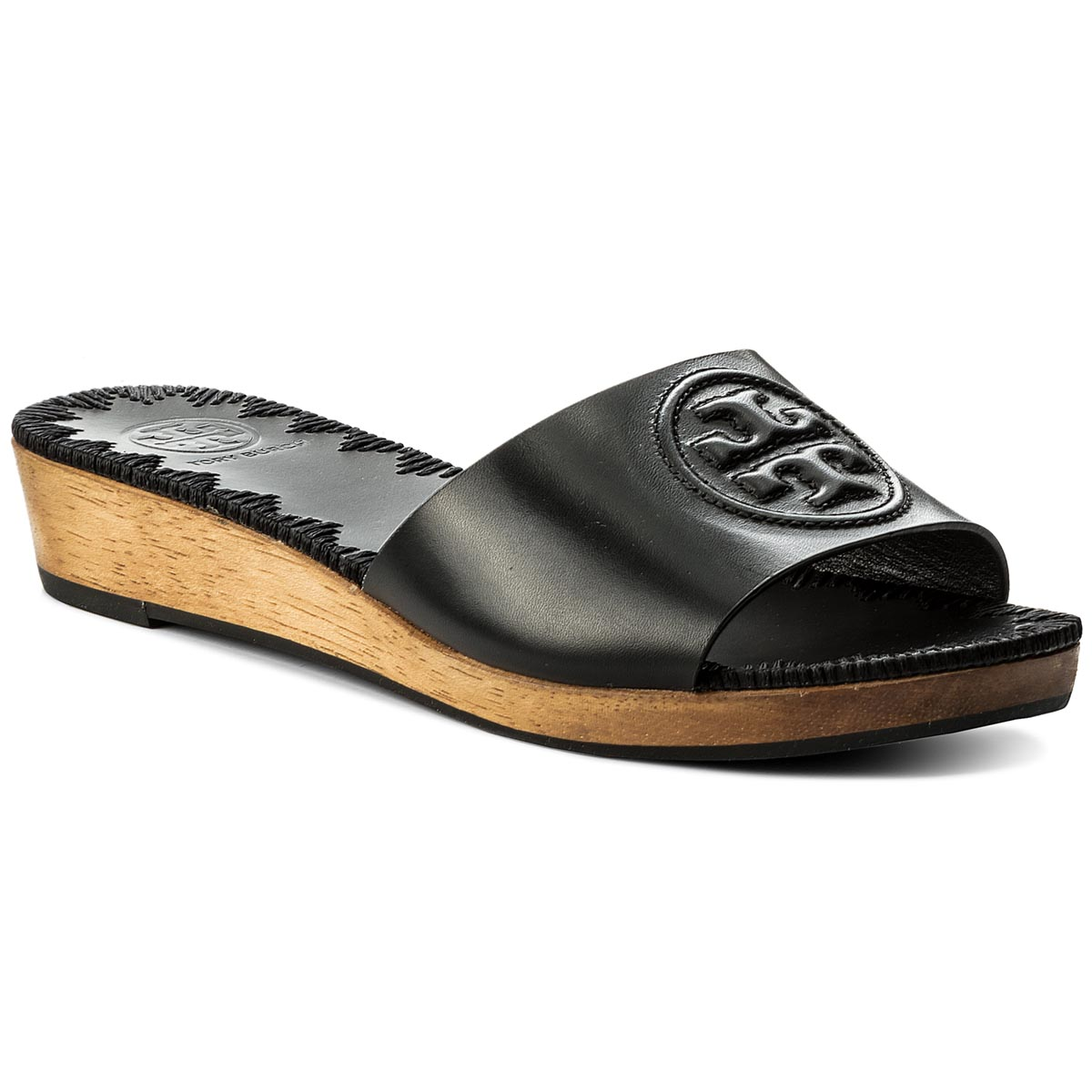 Klapki TORY BURCH - Patty 46620 Perfect Black 006
