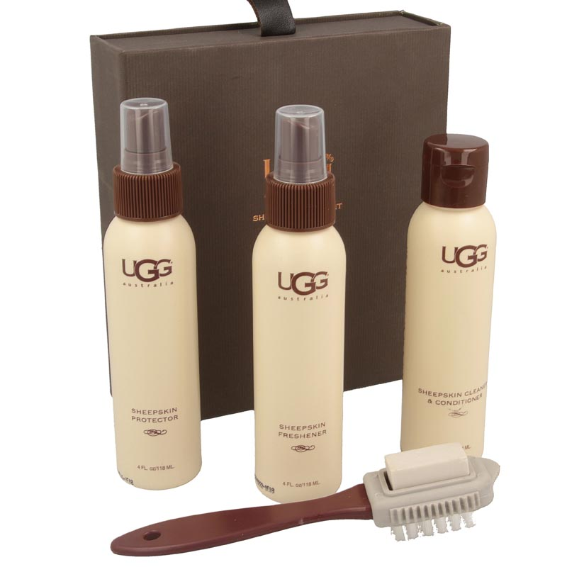 Czyścik do obuwia UGG - Sheepskin Care Kit 510