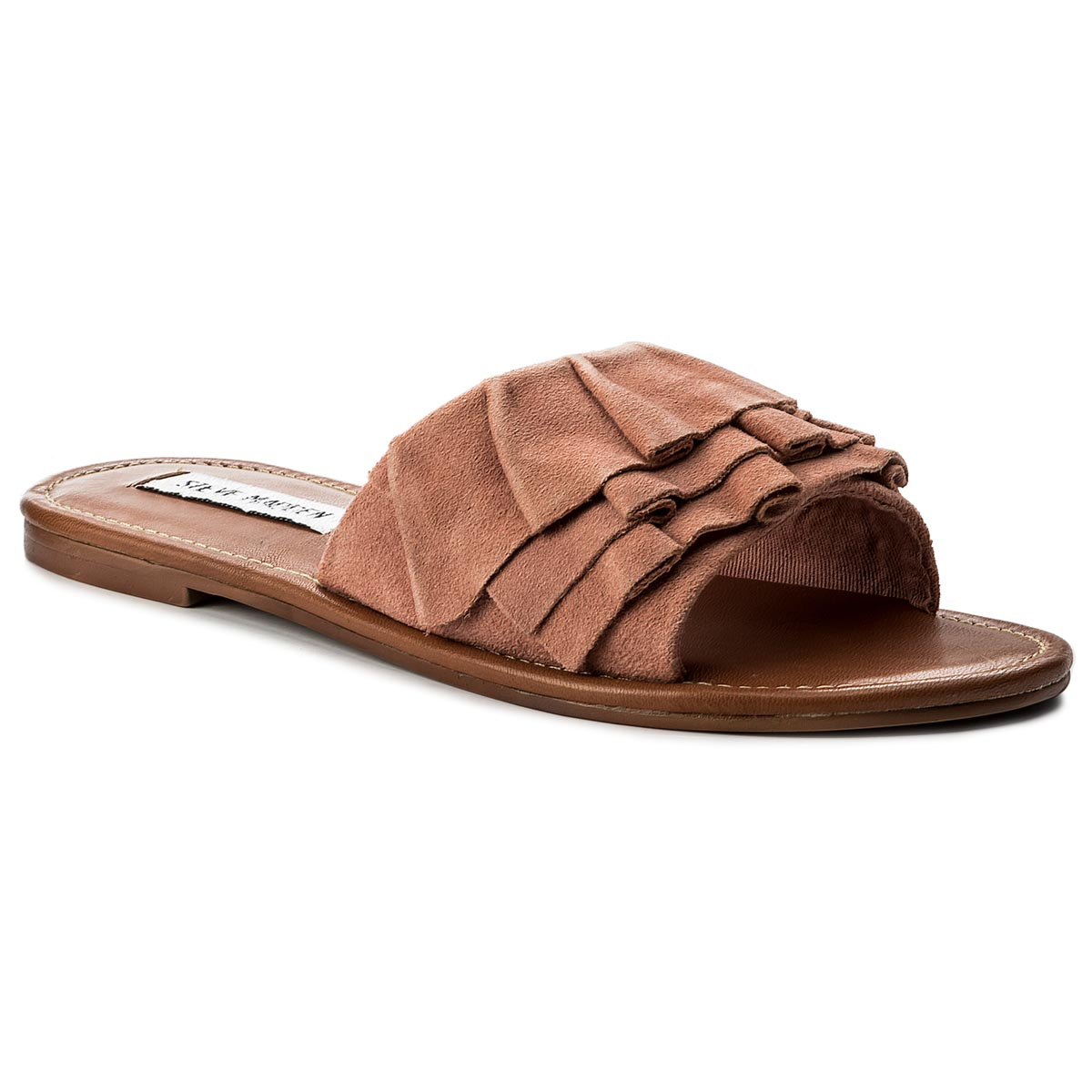 Klapki STEVE MADDEN - Getdown Slipper 91000503-0S0-10003-09026 Rose