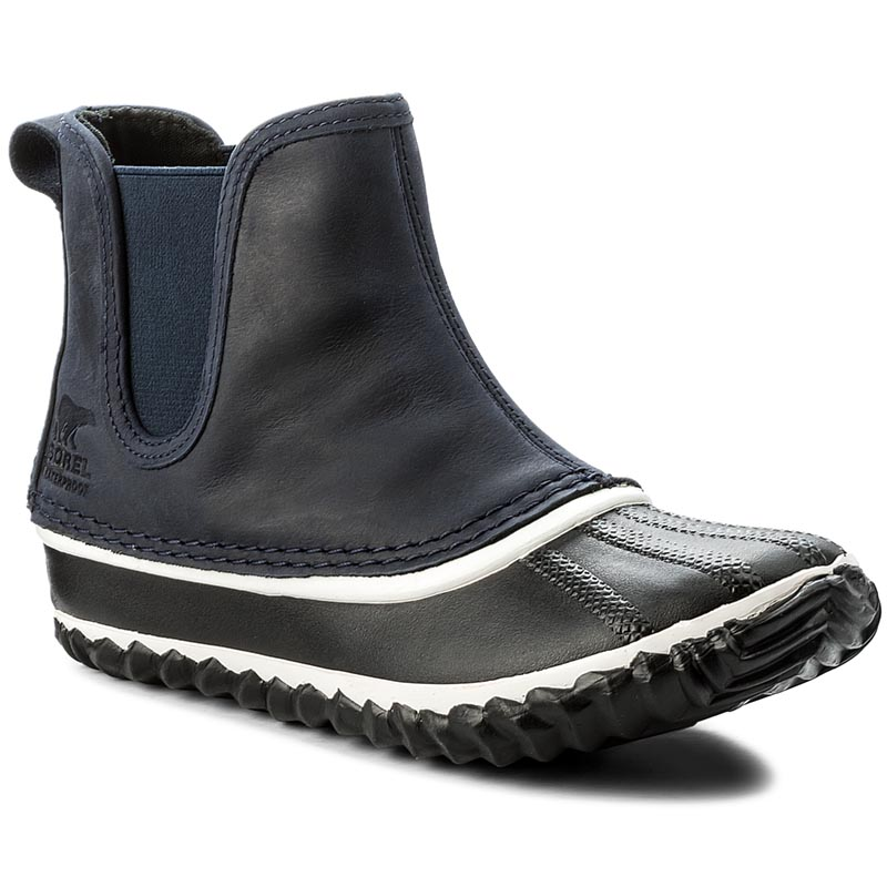 Sztyblety SOREL - Out N About Chelsea NL2410 Collegiate Navy 464
