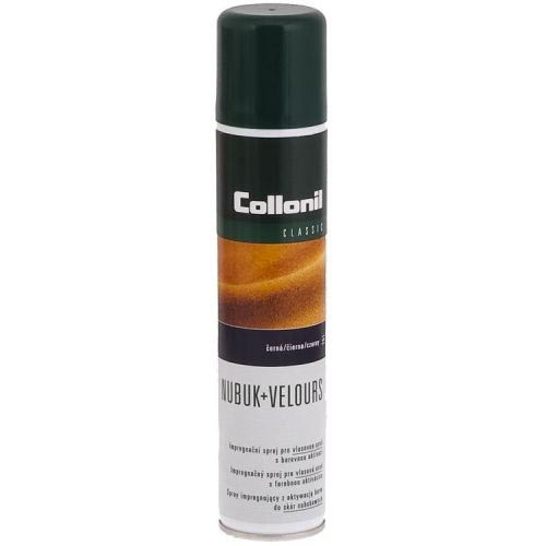 Impregnat COLLONIL - Nubuk+Velours 200ml. 399 Marron Fonce