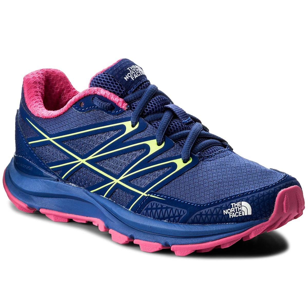 Buty THE NORTH FACE - LiteWave Endurance T92VVJ3TR Sodalite Blue/Glo Pink