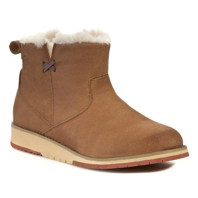 Buty EMU AUSTRALIA - Beach Mini W11026 Chestnut