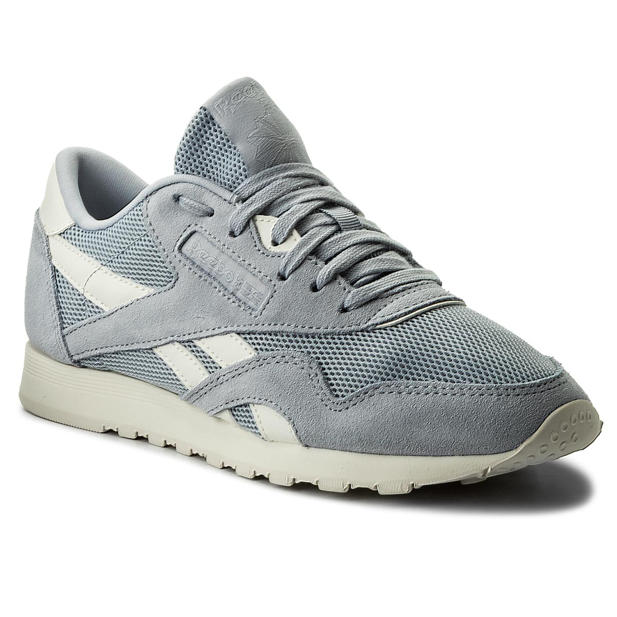 Buty Reebok - Cl Nylon Mesh CN0632 Cloud Grey/Chalk