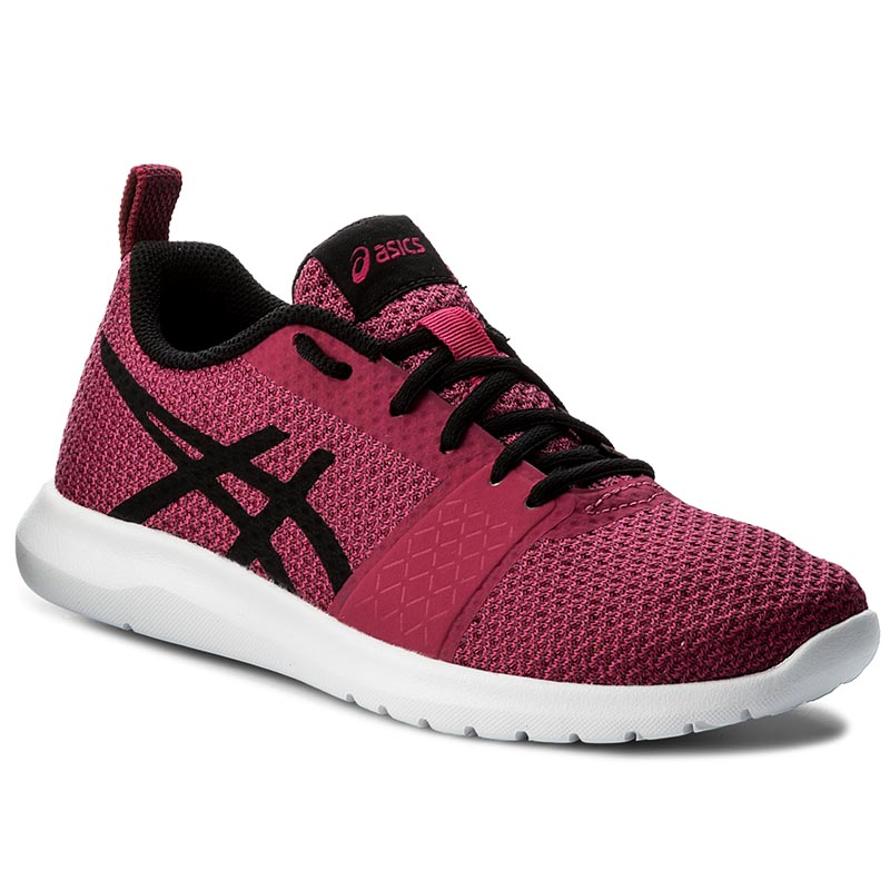 Buty ASICS - Kanmei T7H6N Cosmo Pink/Black/Plune 2090